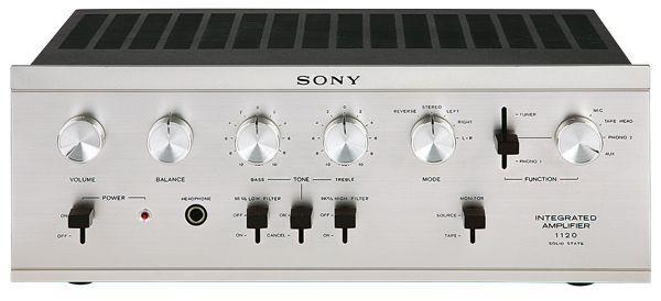 Sony TA 1120a (Vintage) | Hi-Fi News